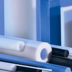 gehobelt PE-UHMW Platte 500 x 250 x 80 mm PE1000 Grün Polyethylen gepresst